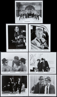 "The Blues Brothers (Universal, 1980). Photos (20) (8"" X 10""). Comedy. ... (Total: 20 Items)"