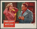 "Movie Posters:Film Noir, White Heat (Warner Brothers, 1949). Lobby Card (11"" X 14""). Film Noir.. ..."