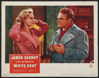 "White Heat (Warner Brothers, 1949). Lobby Card (11"" X 14""). Film Noir"