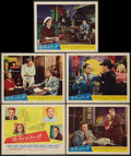 """Movie Posters:Drama, The Time of Your Life (United Artists, 1947). Title Lobby Card and Lobby Cards (4) (11"""" X 14""""). Drama.. ... (Total: 5 Items)"""