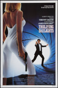 "Movie Posters:James Bond, The Living Daylights (United Artists, 1987). One Sheet (27"" X 41"").SS. James Bond.. ..."