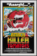 "Movie Posters:Comedy, Attack of the Killer Tomatoes (NAI Entertainment, 1978). One Sheet (27"" X 41""). Comedy.. ..."