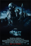 """Movie Posters:Science Fiction, Planet of the Apes & Other Lot (20th Century Fox, 2001). International & Regular One Sheets (2) (27"""" X 40""""). DS Style B & SS... (Total: 2 Items)"""