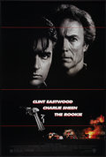"""The Rookie (Warner Brothers, 1990). One Sheet (27"""" X 40"""") SS. Action"""