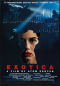 "Movie Posters:Mystery, Exotica & Other Lot (Alliance, 1994). International One Sheet(27"" X 39"") & Poster (24"" X 36""). Mystery.. ... (Total: 2Items)"