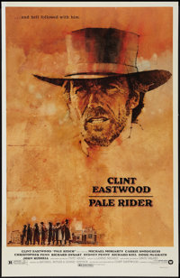 "Pale Rider (Warner Brothers, 1985). One Sheet (27"" X 41""). Western"