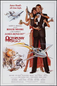 "Octopussy (MGM/UA, 1983). One Sheet (27"" X 41""). James Bond"