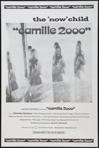 """Camille 2000 (Audubon, 1969). One Sheets (3) (27"""" X 41""""). Adult. ... (Total: 3 Items)"""