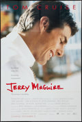 "Movie Posters:Drama, Jerry Maguire & Other Lot (Tri-Star, 1996). One Sheets (2) (26.5"" X 39.75"" & 26.75"" X 39.75""). DS Advance & SS Version A. Dr... (Total: 2 Items)"