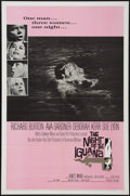 "Movie Posters:Drama, The Night of the Iguana (MGM, 1964). One Sheet (27"" X 41""). Drama.. ..."