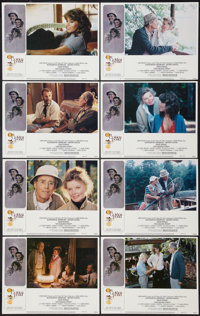 "On Golden Pond (Universal, 1981). Lobby Card Set of 8 (11"" X 14""). Drama. ... (Total: 8 Items)"