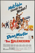"""Movie Posters:Action, The Silencers (Columbia, 1966). One Sheet (27"""" X 41""""). Action.. ..."""