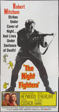 """Movie Posters:War, The Night Fighters & Other Lot (United Artists, 1960). ThreeSheets (2) (41"""" X 81""""). War.. ... (Total: 2 Items)"""