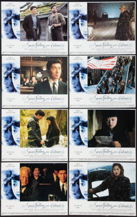 "Snow Falling on Cedars & Other Lot (Universal, 1999). International Lobby Cards (12) (11"" X 14"") & Int..."