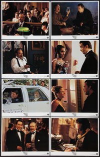 Midnight in the Garden of Good and Evil & Other Lot (Warner Brothers, 1997). International Lobby Card Sets of 8 (2)...