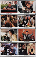"Any Given Sunday & Other Lot (Warner Brothers, 1999). International Lobby Card Sets of 8 (2) (11"" X 14"")..."