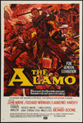 "Movie Posters:Western, The Alamo (United Artists, 1960). Australian One Sheet (27"" X 40""). Western.. ..."
