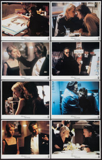 "A Perfect Murder & Other Lot (Warner Brothers, 1998). International Lobby Card Set of 8 (2) (11"" X 14""). T..."