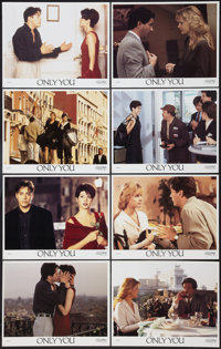 """Only You & Other Lot (Columbia Tri-Star International, 1994). International Lobby Card Set of 8 (2) (11"""" X 14&q..."""
