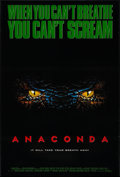 "Movie Posters:Adventure, Anaconda & Other Lot (Columbia, 1997). One Sheets (2) (27"" X40"") DS Advance and Regular Style. Adventure.. ... (Total: 2 Items)"