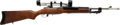 Long Guns:Semiautomatic, Sturm-Ruger Stainless Mini-Thirty Semi-Automatic Rifle withTelescopic Sight....
