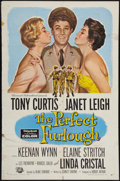 """Movie Posters:Comedy, The Perfect Furlough & Other Lot (Universal International, 1959). One Sheets (2) (27"""" X 41""""). Comedy.. ... (Total: 2 Items)"""