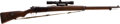 Long Guns:Bolt Action, Turkish Gewehr 98 Mauser Bolt Action Rifle....