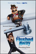 """Movie Posters:Animation, Flushed Away & Others Lot (Paramount, 2006). One Sheets (3) (27"""" X 40""""). DS Advance & SS Regular. Animation.. ... (Total: 3 Items)"""