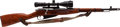 Long Guns:Bolt Action, Russian Mosin-Nagant Bolt Action Rifle....