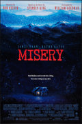 "Movie Posters:Thriller, Misery & Other (Columbia, 1990). One Sheets (2) (27"" X 40"") Regular and Style B. Thriller.. ... (Total: 2 Items)"