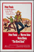 "Movie Posters:Western, The Hired Hand & Other Lot (Universal, 1971). One Sheets (2) (27"" X 41""). Western.. ... (Total: 2 Items)"
