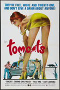 """Movie Posters:Crime, Tomcats & Other Lot (Dimension, 1976). One Sheets (2)(27"""" X 41""""). Crime.. ... (Total: 2 Items)"""