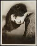 "Movie Posters:Miscellaneous, Nazimova (Metro, 1920). Portrait Photo (8"" X 10""). Miscellaneous.. ..."