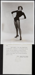 """Movie Posters:Miscellaneous, Mary Tyler Moore (Warner Brothers, 1959). Pinup Photo (8"""" X 10""""). Miscellaneous.. ..."""
