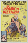 "Movie Posters:War, A Yank in Viet-Nam (Allied Artists, 1964). One Sheet (27"" X 41"")and Lobby Cards (7) (11"" X 14""). War.. ... (Total: 8 Items)"