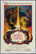 "Movie Posters:Animated, The Secret of NIMH (MGM/UA, 1982). One Sheet (27"" X 41"").Animated.. ..."