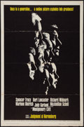 "Movie Posters:Drama, Judgment at Nuremberg (United Artists, 1961). One Sheet (27"" X 41""). Drama.. ..."