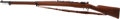 Long Guns:Bolt Action, Spanish Model 1893 Mauser Bolt Action Military Rifle....