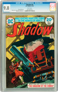 Bronze Age (1970-1979):Miscellaneous, The Shadow #3 (DC, 1974) CGC NM/MT 9.8 White pages....