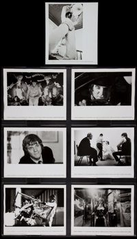 """A Clockwork Orange (Warner Brothers, 1971). Photos (14) (8"""" X 10""""). Science Fiction. ... (Total: 14 Items)"""
