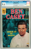 Silver Age (1956-1969):Adventure, Ben Casey #9 File Copy (Dell, 1964) CGC NM+ 9.6 Off-white to white pages....