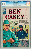 Silver Age (1956-1969):Adventure, Ben Casey #10 File Copy (Dell, 1965) CGC NM+ 9.6 Off-white to white pages....