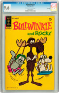 Bronze Age (1970-1979):Cartoon Character, Bullwinkle #5 File Copy (Gold Key, 1972) CGC NM+ 9.6 Off-white to white pages....