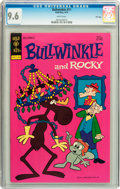 Bronze Age (1970-1979):Cartoon Character, Bullwinkle #11 File Copy (Gold Key, 1974) CGC NM+ 9.6 Whitepages....