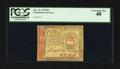 Colonial Notes:Continental Congress Issues, Continental Currency January 14, 1779 $65 PCGS Extremely Fine 40.....