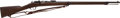 Long Guns:Bolt Action, French St. Etienne Model 1866/74 Bolt Action Rifle....