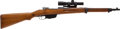 Long Guns:Bolt Action, Steyr Model 1895 Military Bolt Action Carbine....