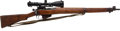 Long Guns:Bolt Action, British No. 4, Mark 1 Bolt Action Rifle by Savage....