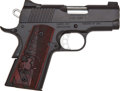 Handguns:Semiautomatic Pistol, Cased Kimber NRA Commemorative Ultra Carry Semi-AutomaticPistol....
