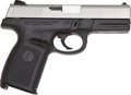 Handguns:Semiautomatic Pistol, Cased Smith & Wesson Model 40VE Semi-Automatic Pistol....
